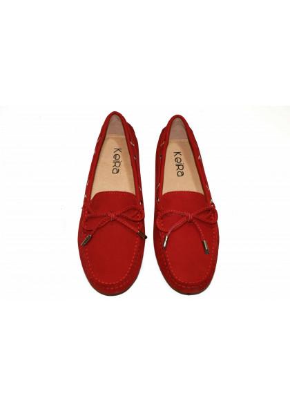 6/SCARLETT RED